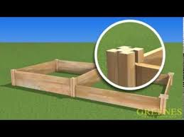 stacking and expanding greenes raised garden kits youtube