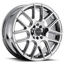 5 Lug 5x100 5x114.3 5x4.5 16x7 Phantom Chrome PVD Wheels 16