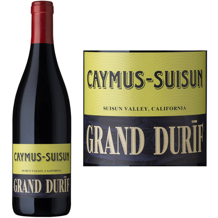 Caymus Grand Durif, California, 2016 - 750 ml