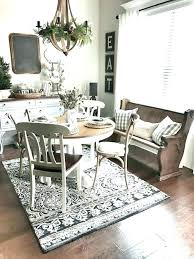 Rugs For Dining Room Luxury Area Rooms Sizes