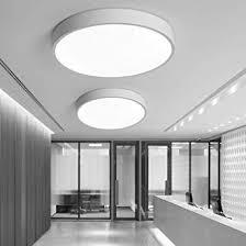 schwarze weiße moderne geführte leuchter acrylrunde