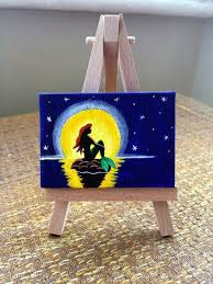 Disney Canvas Paintings Painting Ideas Mini Home Design 13