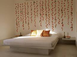 Wall Decor Ideas For Bedroom With Well Art In Remodelling