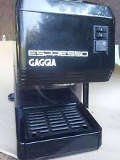 BREVETTI Gaggia Max ESPRESSO Coffee Maker Machine Made In Italy Works Great