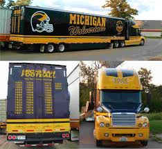 University Of Michigan Wolverines - Equipment Transporter For Away ... I Played A Truck Simulator Video Game For 30 Hours And Have Never Euro Semi Robocraft Garage Challenge App Ranking Store Data Annie Worldofmodscom Mods Games With Automatic Installation Page 597 18wheeler Drag Racing Cool Semi Truck Image Search Results 2 Cargo Collection Addon Steam Cd Key Farming 2013 Peterbilt Dump Hauling Trailer In Gta 5 Gaurdian Ih Transtar V10 Truck Ls17 2015 15 Mod Wwe 164 Scale Diecast Undtaker Semitruck Toys Games