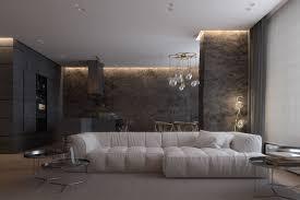 100 Luxury Apartment Design Interiors Luxurious With Sexy Dark Interior Style