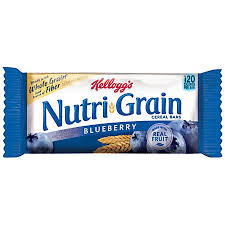 Nutri Grain Blueberry Lou Perrines