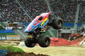 100 Monster Trucks Crashing Jam Will Rev Engines And Break Stuff At Ford Field This