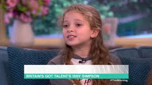 Ellen Degeneres Amy Halloween Horror Nights by Britain U0027s Got Talent Finalist Issy Simpson U0027set For Hollywood U0027 As