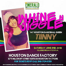 Whine N Jiggle Carribean Workout At Houstons Dance Factory Houston