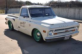 1968 Chevy C 10 Shop Truck