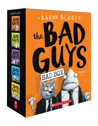 The Bad Guys Box Set: Books 1-5 Only $15.05! ($3.01/book ...