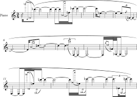Example 32 Richard Emsley For Piano 15 Bars 717 730