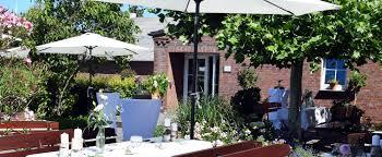 restaurant landhaus am niederrhein mit regionaler küche