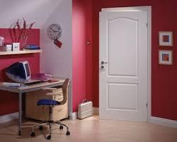 porte chambre bois porte de chambre le bois chez vous