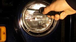 how to replace jeep wrangler headlights