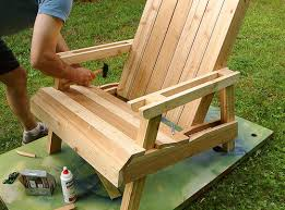 Build Wooden Garden Chair by Wooden Patio Chairs For Appealing Pallet Wood Patio Chair Build