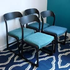 chaise traineau baumann chaises traineau baumann x 4