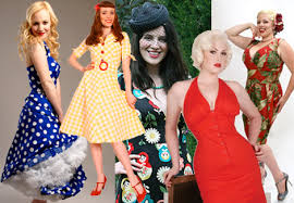 Where To Buy Vintage Reproduction Clothing Pin Up Retro