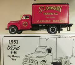 100 St Johnsbury Trucking FIRST GEAR ST JOHNSBURY STRAIGHT TRUCK 134 COIN BANK 291498 EBay