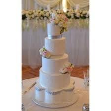 Sydney Wedding Cakes 5 Tier Cake White