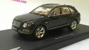100 2015 Bentley Truck Bentayga Allegedly Leaks Out In Official Diecast Model