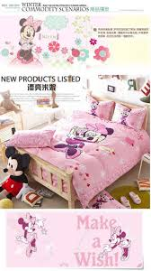 Queen Size Minnie Mouse Bedding by 7 Best Minnie Mouse Duvet Cover Images On Pinterest Mice