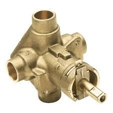 Moen Monticello Faucet Cartridge by Moen 8370hd Commercial Positemp Pressure Balancing Shower Valve 1