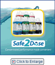 zep safe2dose disinfectants degreasers cleaners deodorizers