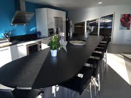 cuisine avec grand ilot central 5 îlots de cuisine atypiques le d arthur bonnet