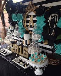 Graduation Table Decorations Homemade by Graduation End Of Birthday Party Ideas High