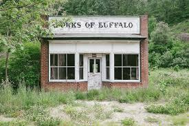 Abandoned Post fice Forks of Buffalo VA  katherine trame