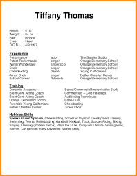 Copy Nd Paste Resume Examples Memo Example Templates