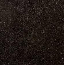 Pottstown Solid Black Granite Top Portable Kitchen Island