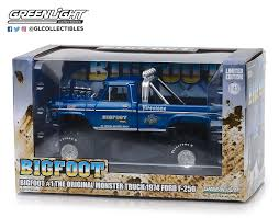 100 Bigfoot Monster Truck Toys Amazoncom Greenlight 86097 1 43 1 The Original