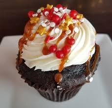 Show Stopper Cupcake