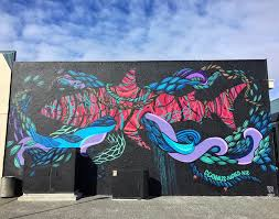 Big Ang Mural Address by Eng Pangeaseed U0027s Sea Walls Murals For Oceans New Zealand