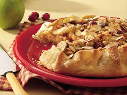 Country Apple Pear Tart