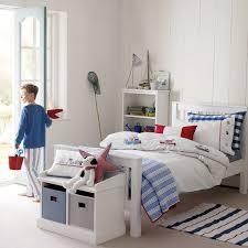 Buy The Little White Company Childrens Bedroom Stripe Fringe Rug From