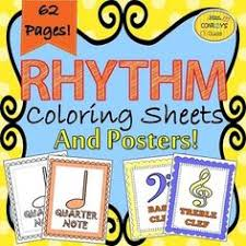 Music Coloring Pages BUNDLED 112