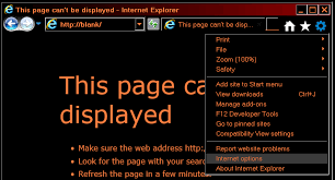 How To Change Background Color And Text In Internet Explorer