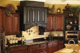 Above Kitchen Cabinet Decor