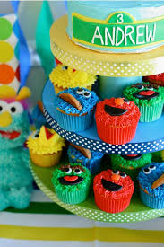 These Sesame Street Cupcakes By Annies Eats Are Simply Amazing