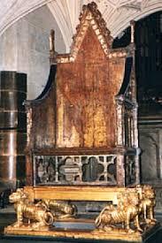 King Edward V11 Chair by List Of English British Kings