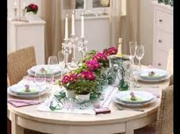 dining table decorating ideas youtube