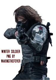 Winter Soldier PNG By WakingTheFever