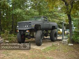 Lifted Chevy Truck Tires, 4x4 Truck Rims | Trucks Accessories And ...