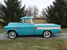 1957 CHEVROLET CAMEO CARRIER 3124 HALFTON PICKUP 1957 Chevrolet Cameo Carrier 3124 Halfton Pickup Chevrolet Cameo Streetside Classics The Nations Trusted 1955 Pickup Truck Stock Photo 20937775 Alamy Rare And Original Carrier Pickup Sells For 1400 At Lambrecht Che 1956 3100 Volo Auto Museum 12 Ton Chevy Cameo Gmc Trucks Antique Automobile Club Of Sale 2013036 Hemmings Motor News On The Road Classic Rollections 1958 Start Run External Youtube Chevy Forgotten Truckin Magazine