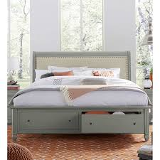 Brass Beds Of Virginia by Richmond Queen Storage Bed
