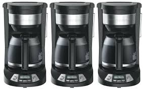 Hamilton Beach 12 Cup Coffee Maker Target Coffeemaker Only Shipped